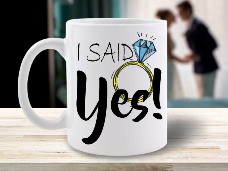 CANA I SAID YES