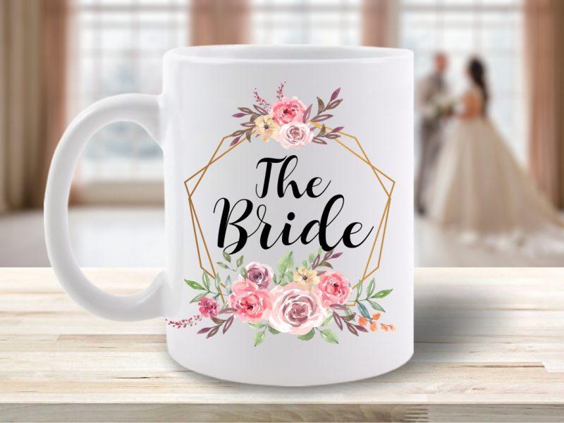 Cană The Bride