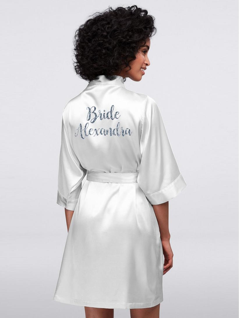 HALAT BRIDE CU NUMELE MIRESEI