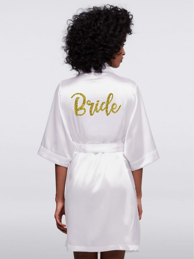HALAT BRIDE GLITTER AURIU