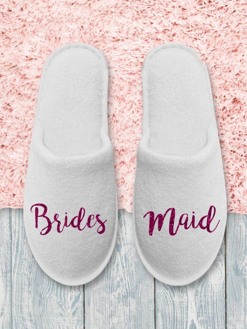 Papuci Bridesmaid