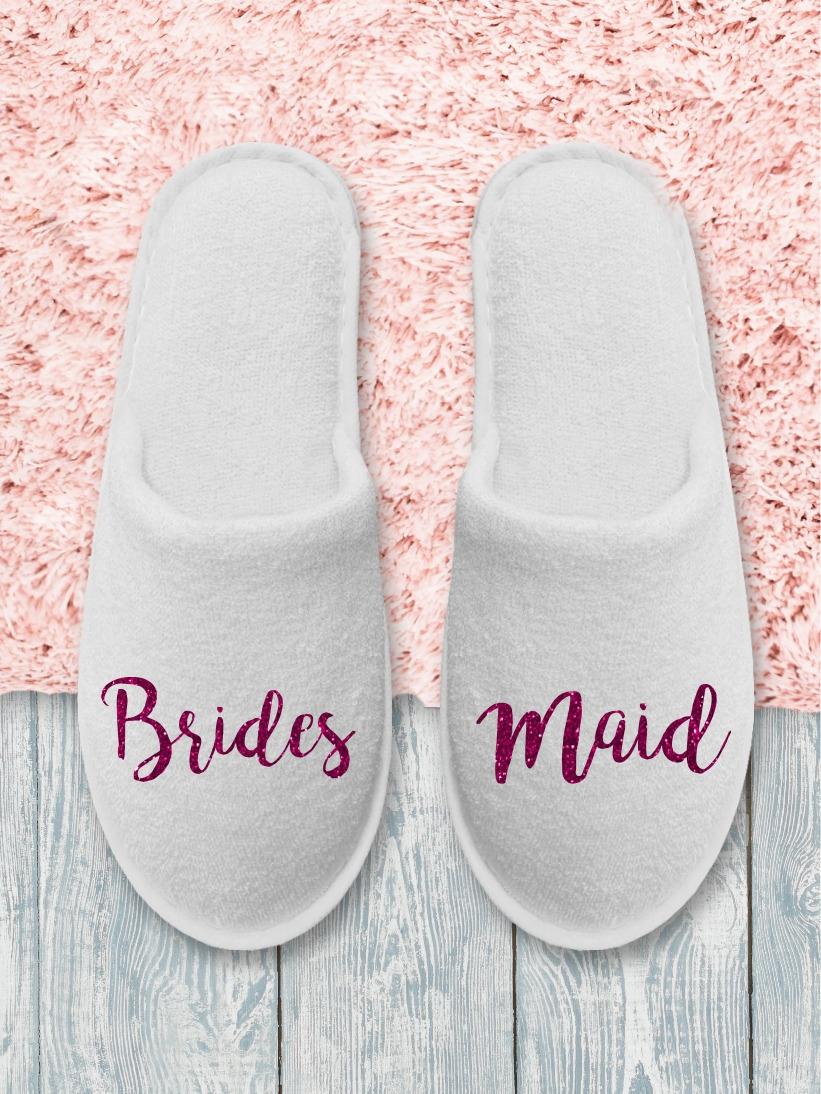 PAPUCI DOMNISOARE DE ONOARE BRIDES MAID 1