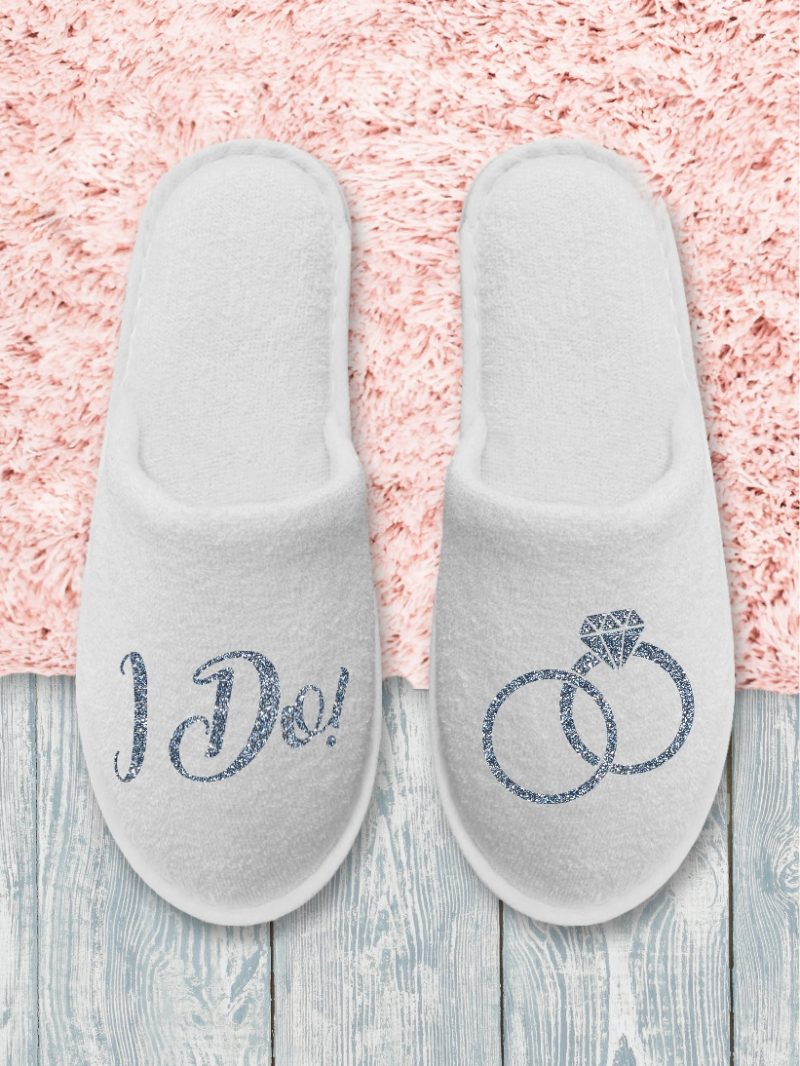 Papuci Mireasă I Do!