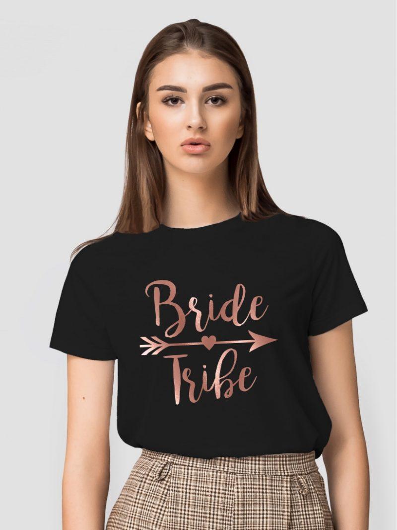 TRICOU BRIDE TRIBE ROSE GOLD