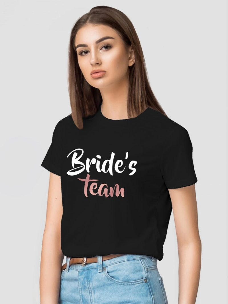 TRICOU BRIDES TEAM ROSE GOLD