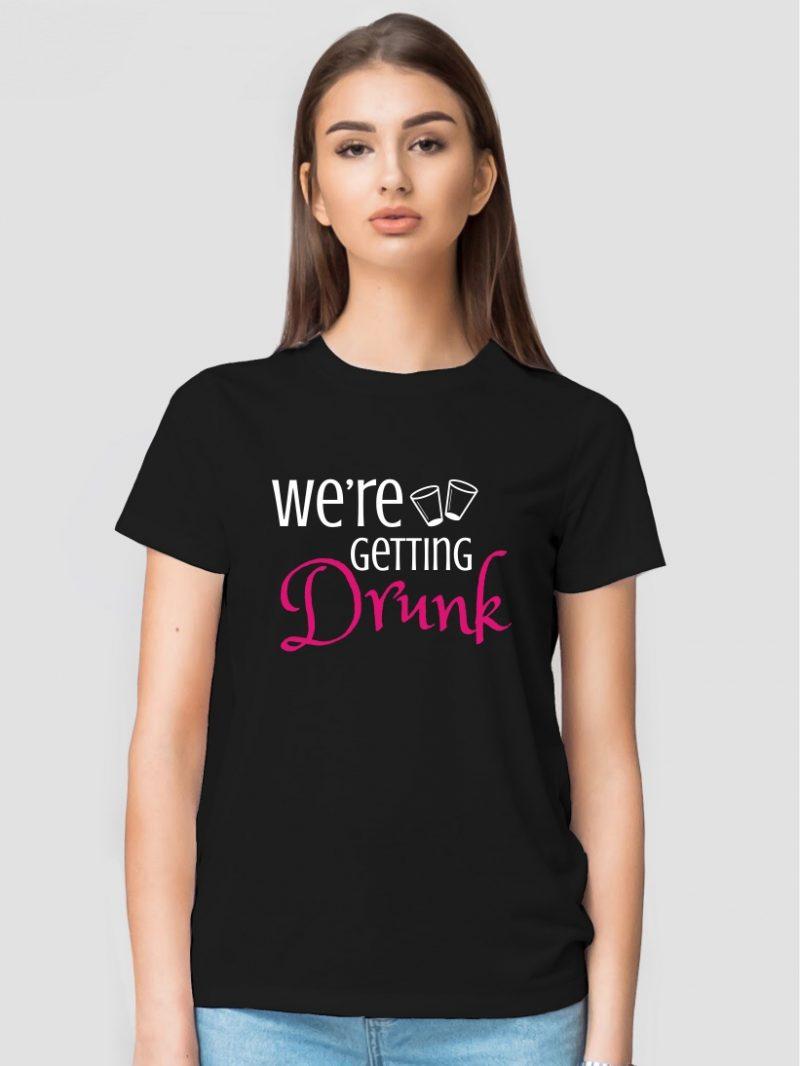 TRICOU BURLACITE WERE GETTING DRUNK