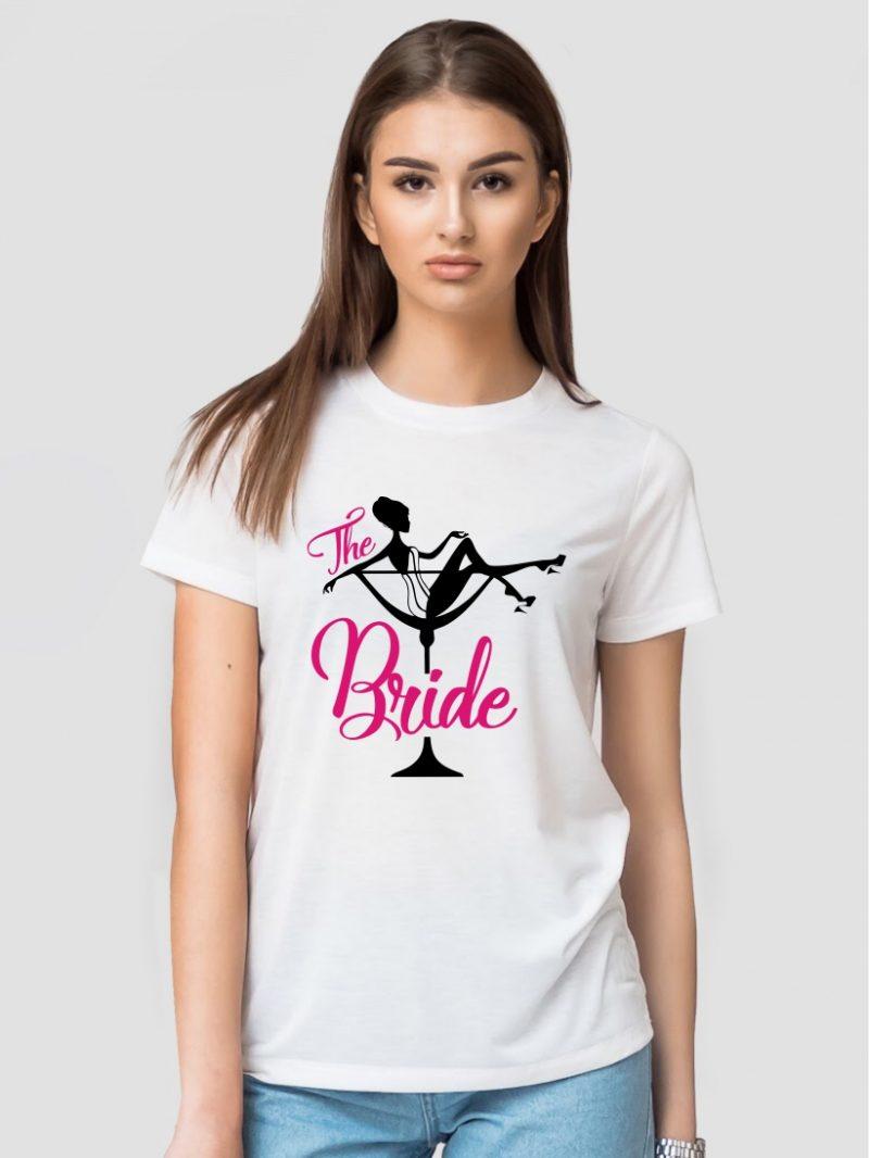 TRICOU MIREASA THE BRIDE