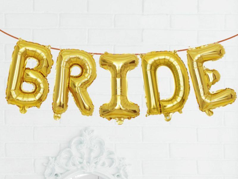 BALOANE BRIDE AURIU 75 CM