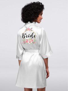 HALAT BRIDE CU FLORICELE