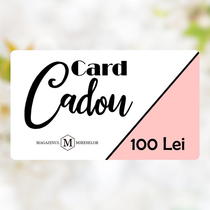Card Cadou Virtual 100 Lei